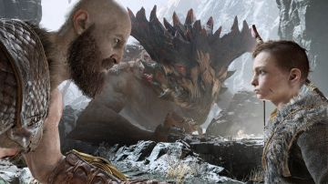 Video god of war non presenterà schermate di caricamento tra le varie zone e le sequenze filmate