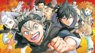 Video ecco le nuove sigle di black clover, l'anime tratto dal noto manga di yūki tabata
