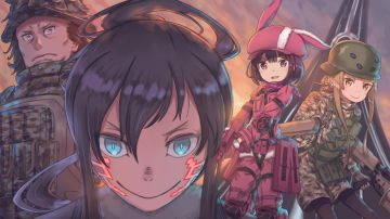 Video sword art online: alternative gun gale online, nuova proposta di vvvvid, entra nel vivo!