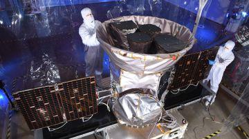 Video spacex e la nasa lanciano tess, il telescopio spaziale per la scoperta di esopianeti