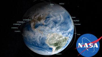 Video nasa lancia il 'suo google earth' dove potete ripercorrere gli ultimi decenni della terra
