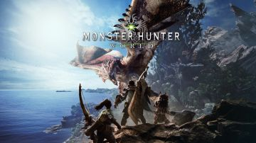 Video monster hunter world: un video mostra lagiacrus, creatura tagliata dalla versione finale