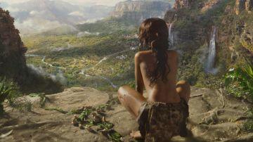 Video primo trailer ufficiale per mowgli - il figlio della giungla, anche in italiano!