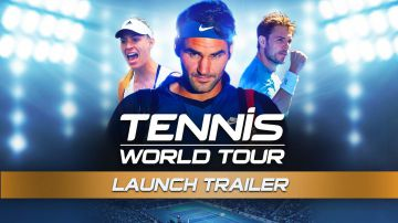 Video tennis world tour arriva oggi su playstation 4, ma il multiplayer online è assente