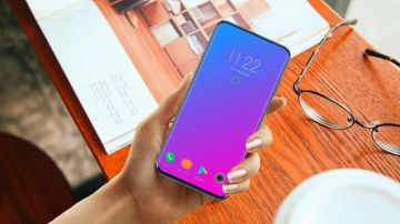Video lenovo z5: primo video concept mostra lo smartphone con display all-screen