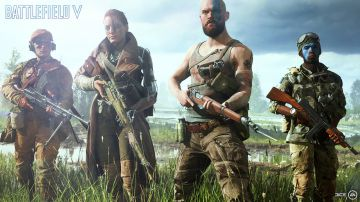 Video battlefield 5: trailer di debutto per il nuovo sparatutto dice ed electronic arts