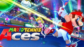 Video mario tennis aces: demo per il torneo del 1° giugno, eshop card in regalo per i migliori!