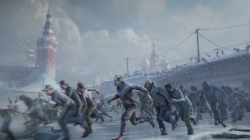 Video world war z torna a mostrarsi con un nuovo gameplay trailer ambientato a mosca