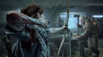 Video the last of us part 2: digital foundry analizza il gameplay trailer e3 2018