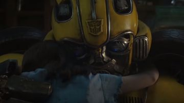 Video bumblebee: nuovo mini-trailer per lo spin-off di transformers