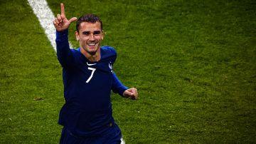 Video antoine griezmann esulta con una emote di fortnite durante la finale dei mondiali 2018