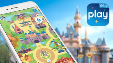 Video disney lancia l'app play parks per sbloccare achievement nei suoi parchi divertimento