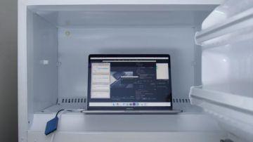 Video macbook pro del 2018 con i9: prestazioni castrate a causa di problemi di temperatura?