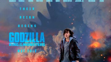 Video godzilla: king of the monsters, millie bobby brown nel primo teaser!