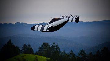 Video larry page ha tra le mani un vero e proprio 'esercito' di auto volanti