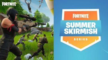 Video fortnite summer skirmish: i risultati finali del torneo, bene l'azzurro pow3r