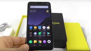 Video xiaomi pocophone f1 vittima dei leak: primo video unboxing e data di lancio