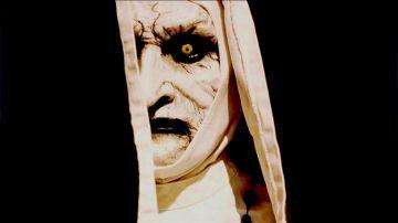 Video nuovo terrificante spot tv per the nun, spin-off di the conjuring
