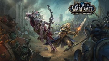 Video world of warcraft battle for azeroth: giocatore raggiunge il livello 120 in meno di 5 ore