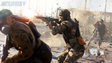 Video battlefield 5: il nuovo trailer della gamescom ci porta a rotterdam