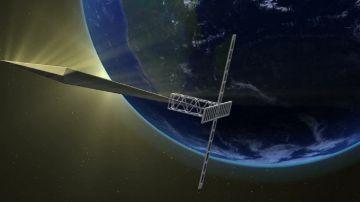 Video la prima scultura spaziale visibile a occhio nudo sarà realtà grazie anche a elon musk