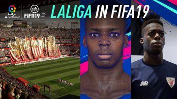 Video fifa 19 includerà 16 nuovi stadi della liga spagnola