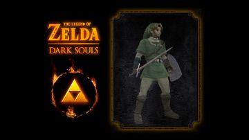 Video dark souls: grazie ad una mod potrete giocare nei panni di link e cj da gta san andreas