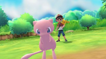 Video pokémon let's go: mew è il protagonista di un nuovo filmato di gameplay