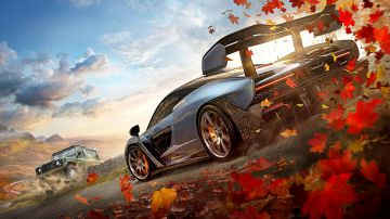 Video digital foundry analizza la demo di forza horizon 4 su xbox one x