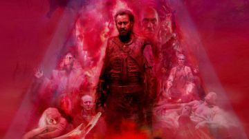 Video mandy,  nicolas cage nell'allucinante trailer internazionale del film di panos cosmatos