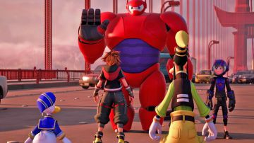 Video kingdom hearts 3: pubblicato il nuovo video incentrato su big hero 6