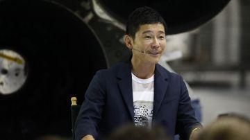 Video sarà yusaku maezawa il primo turista spaziale della storia di spacex