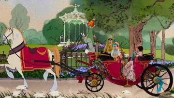 Video il ritorno di mary poppins, trailer italiano del film. nuovi dettagli sulle scene animate