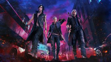 Video devil may cry 5: nuovo trailer dal tokyo game show, key art e deluxe edition