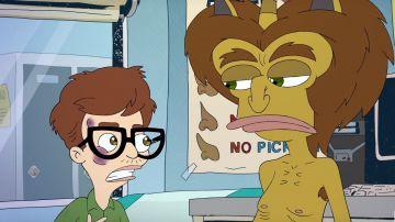 Video big mouth, sesso e mostri nel trailer della seconda stagione della serie animata netflix