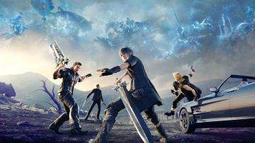 Video final fantasy xv e world of final fantasy maxima: novità e video dal tokyo game show