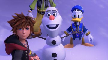 Video kingdom hearts 3: i mondi di toy story e frozen si mostrano in un nuovo video gameplay