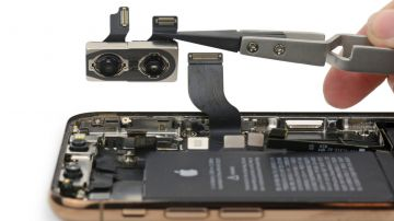Video iphone xs ed iphone xs max smontati da ifixit: c'è la novità batteria