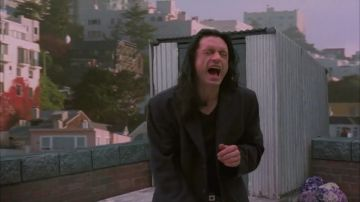 Video the room: lo scult di tommy wiseau disponibile su youtube!