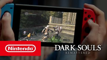 Video dark souls remastered: il nuovo trailer per nintendo switch ci invita a mantenere la calma