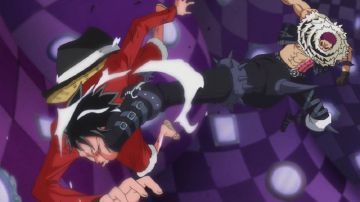Video one piece: lo scontro tra rufy e charlotte katakuri prosegue