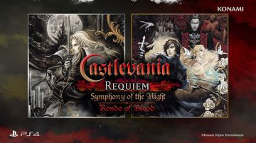 Video castlevania requiem annunciato per playstation 4, disponibile dal 26 ottobre