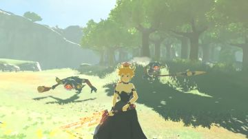 Video bowsette arriva anche in the legend of zelda: breath of the wild