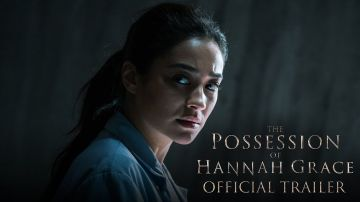 Video the possession of hannah grace: primo terrificante trailer per l'horror con shay mithcell
