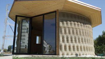 Video gaia: la casa da soli 900 euro stampata in 3d utilizzando la terra