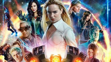 Video legends of tomorrow 4: grandi pericoli al centro del nuovo trailer esteso