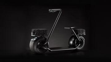 Video strator, lo scooter tubolare elettrico che pesa solo 41 kg