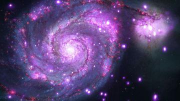 Video chandra e alma: in un superammasso di galassie hanno calcolato la velocità del gas interno
