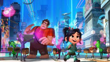 Video ralph spacca internet: un personaggio di zootropolis nel nuovo trailer internazionale