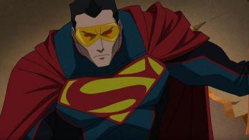 Video disponibile il trailer di reign of the supermen, nuovo film d'animazione dc
